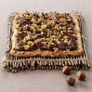 Dacquoise Chocolate Ganache