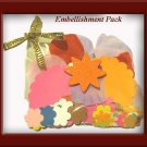 Punch Pack Embellishment Kit
