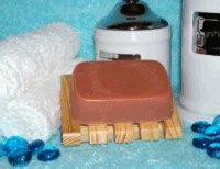 Amber Romance Bar Soap