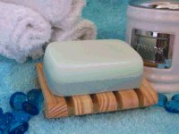 Green Tea & Cucumber Bar Soap