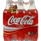 Coke Bottle 6-pk