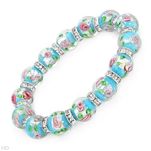 Brand New Bracelet With Precious Stones
