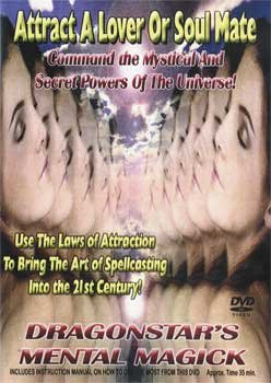 DVD: Attract a Lover or Soul Mate by Dragonstar   MATTLOV