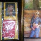 red rhinestone holdenwear club bodpocket purse id holder