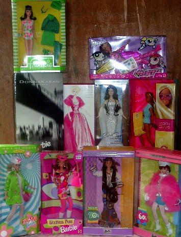 Barbie Collection New in Box Collectibles
