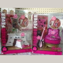 2 Fashion Fever Room Sets New In Box