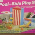 Vintage Sears Pool-Side Play Set for Barbie