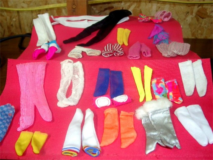 Barbie & Ken Socks and Hosiery
