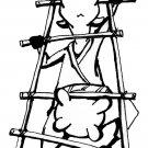 Lunch Bag: Ninja Ladder