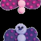 Butterfly Buttons -Pink & Purple-