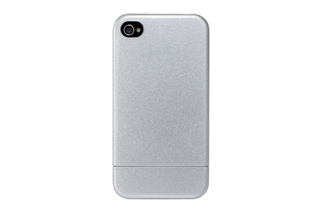 Crystal Slider Case - White
