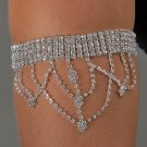 Dancer's Style Rhinestone Arm Band