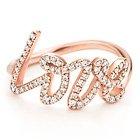 Love Ring of Diamonds