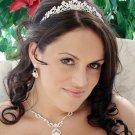 Classic Rhinestone Wedding Tiara