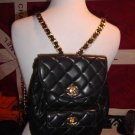 Chanel vintage collector's bag backpack shoulder bag