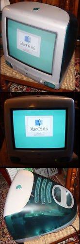 Apple iMac Power PC G3 266 MHz 96 MB 9.2 OS