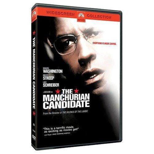 The Manchurian Candidate - Golden Globe Winner