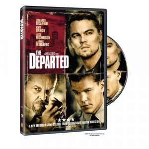 The Departed (4 Oscars ****)