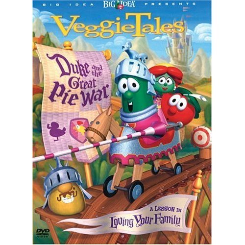 VeggieTales - Duke and the Great Pie War