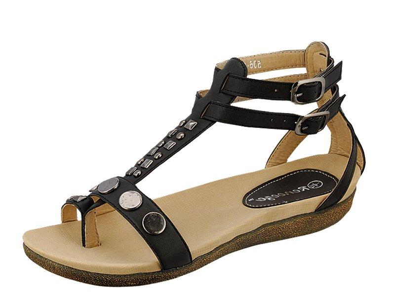Women Gladiator Sandals Lena-8 By Reneeze
