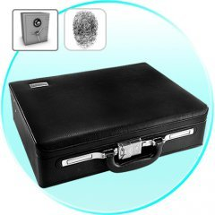 Fingerprint Briefcase