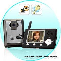Entry Guardian - Wireless Video Door Phone (CMOS Sensor)