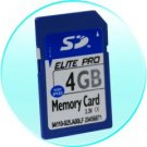 4GB SD Memory Card - 5 pcs/lot