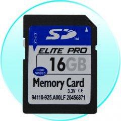 16GB SD Memory Card - 5 pcs/lot