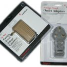 Foreign Travel Voltage Converter & Outlet Adapters