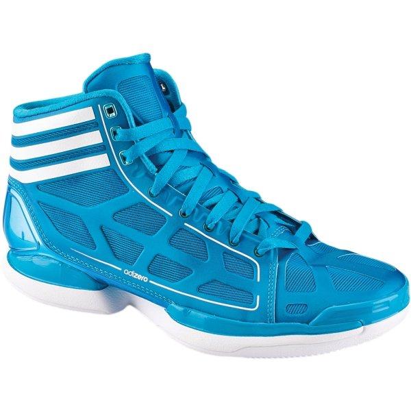 adidas adiZero Crazy Light Blue Mens