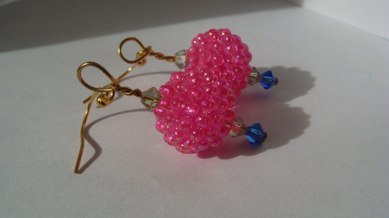 Lilli Pilli Berry Earrings