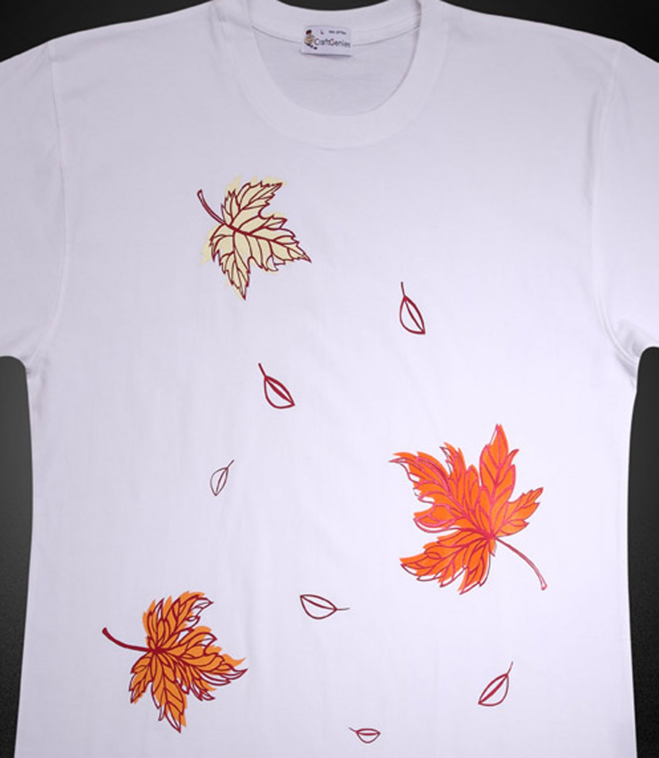Maple Leaf T Shirts for Men, Original Package, Unopened   (Men's Large)