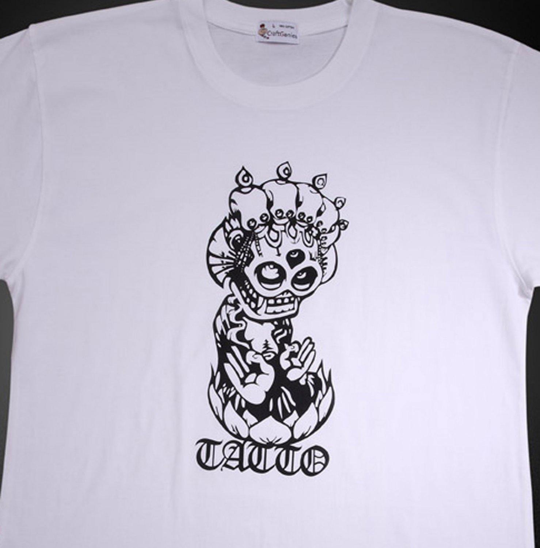 Manga T Shirt - Cartoon Tee Shirts for Men, New Package  (Men's Medium)