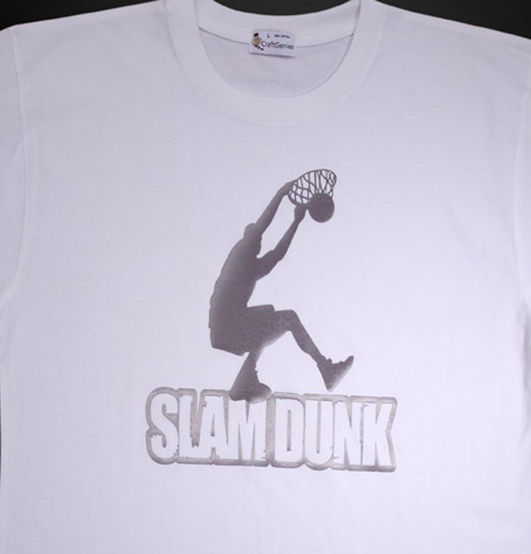 Dunk T Shirt For Sports Fans - Original, Never Opened  (Men's Medium)