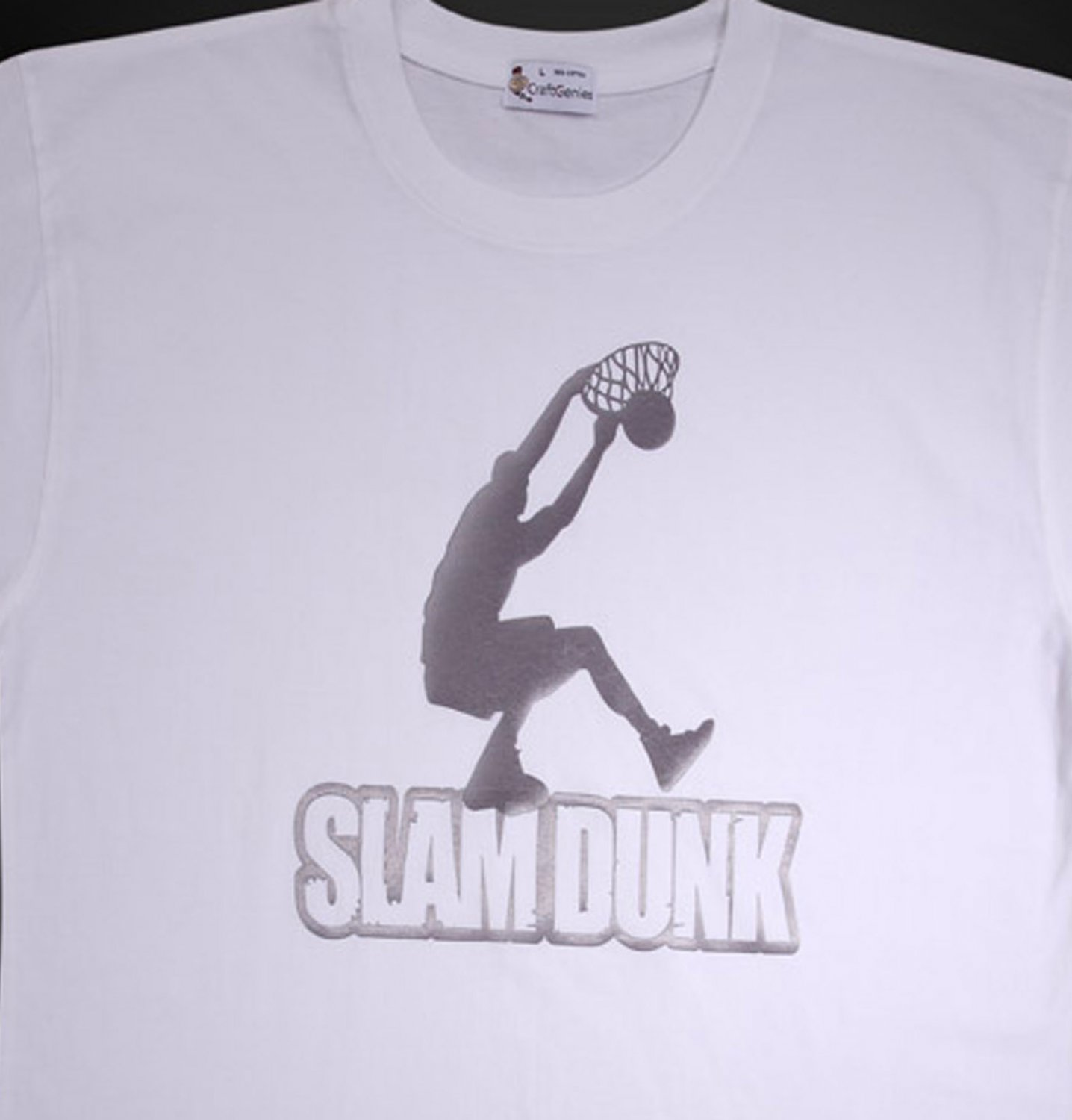 Dunk T Shirt For Sports Fans - Original, Never Opened  (Men's Large)