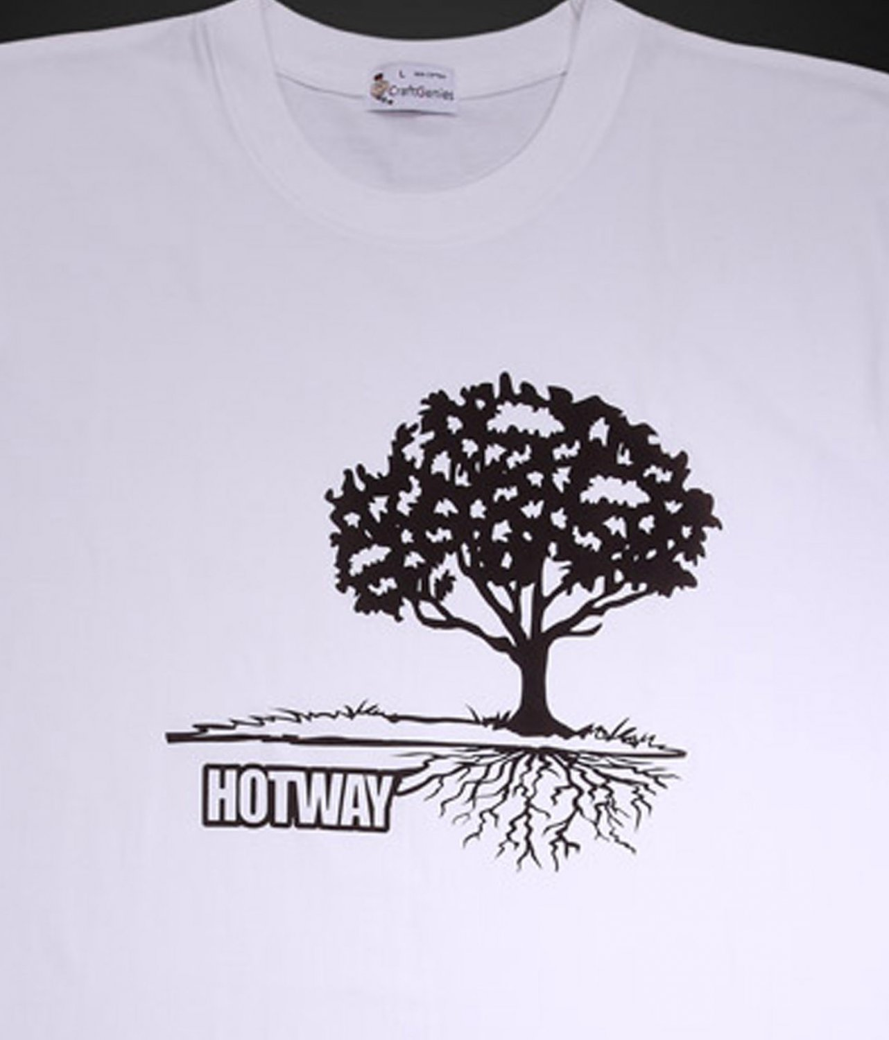 Tree Shirts Plant Shirts Designs for Men, New Package   (Men's Large)