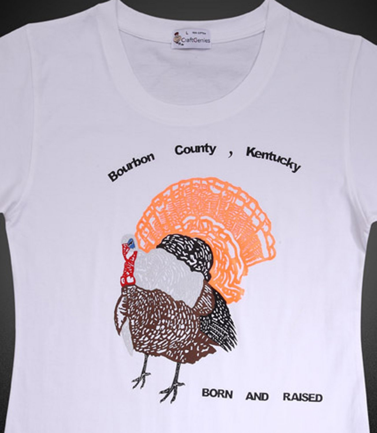 Wild Turkey T Shirts for Women - New, Never Opened   (Women's Large)