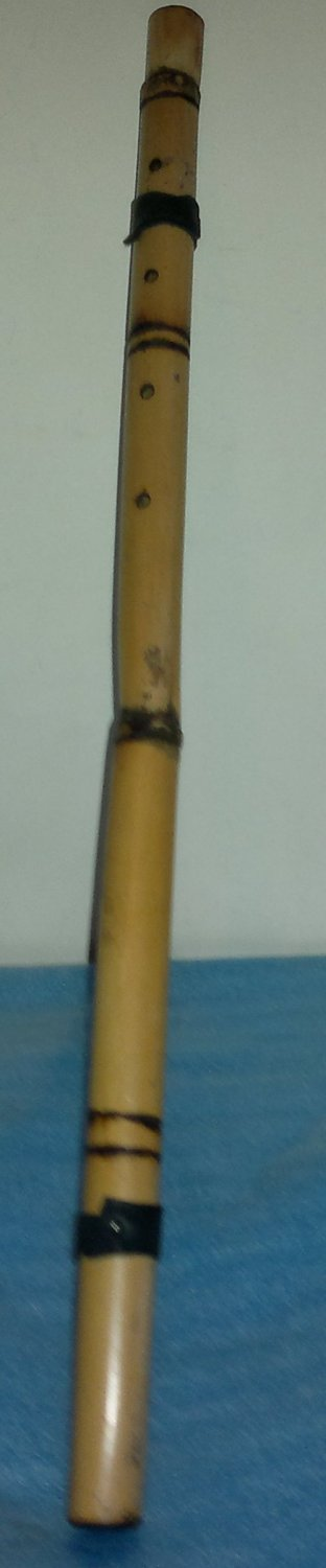 Hand made Traditional Ethiopian Bamboo Flute (Washinte) free Shipping
