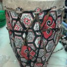 Hand Made Ethiopian/Eritrean (African) Church Drum ( Kebero) Free Shipping.