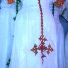 Ethiopian/Eritrean custom, Hand Made, Habeshan, Hager lebse, Traditional Dress Free shipping