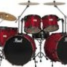 Pearl export 7-Piece Double Bass Drumset