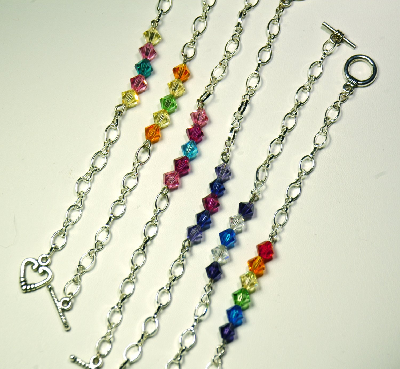 Elements of Harmony bracelet set