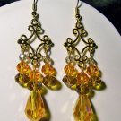 Sunfire Diamond-fleurette Earrings