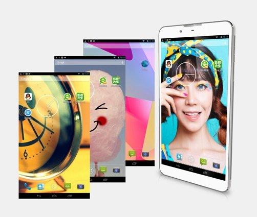 "COLORFLY G718 6.98"" IPS Screen MTK6592 Octa-core 16GB 3G GPS Bluetooth 4.0 Miracast"