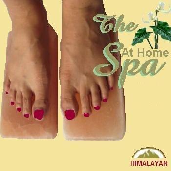 Himalayan Salt Foot Detoxification Blocks