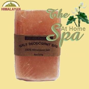 Himalayan Salt Deodorant Bar