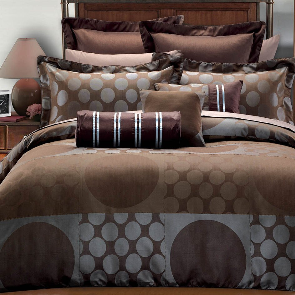 9PC Marianna Queen Size Bed in a Bag