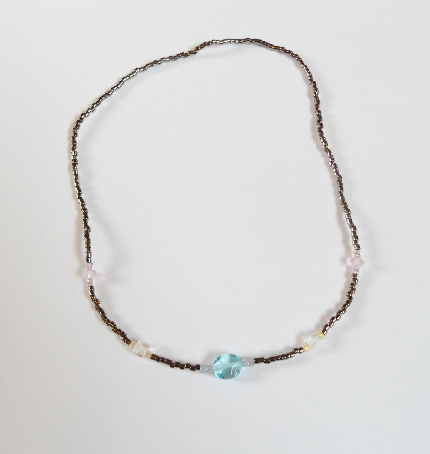 Surfer style girls' necklace