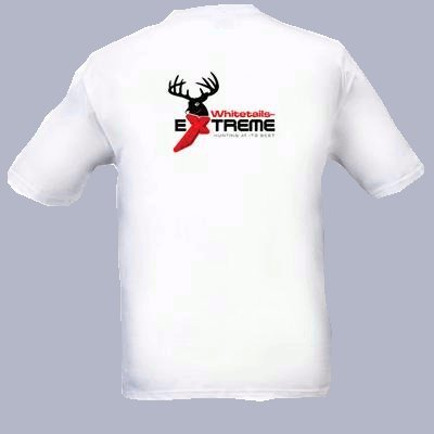 Whitetails-Extreme Official T-Shirt
