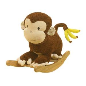 Mocha Monkey Rocker